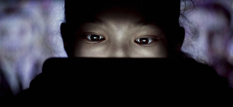 Screen child